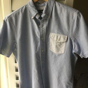MENS NWOT Ralph Lauren Button down shirt Small